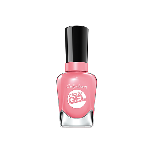 Miracle Gel od Sally Hansen róż